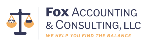 Fox Accounting & Consulting, LLC Logo